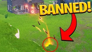 I Spent 10 Days Trying To Get BANNED on Fortnite (SEASON X)