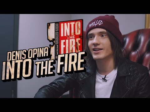 DENIS OPINA SOBRE INTO THE FIRE - ASKING ALEXANDRIA