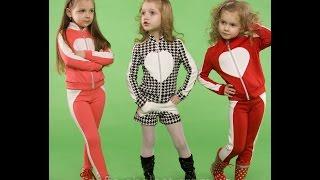 видео платья для девочек оптом