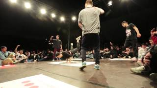 International B-Boy Games 2013 - Plan B vs. Battle Toys