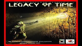 "The Journeyman Project 3 - Legacy Of Time 1998 PC ""Deutsch/German"""