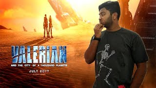 Valerian and the City of a Thousand Planets - Movie Review in Hindi ||India|| 2017
