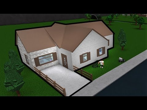 Roblox Bloxburg Cozy Cottage
