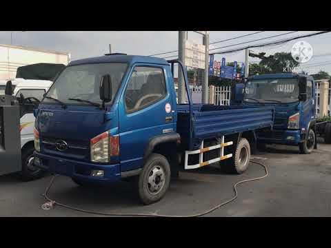 Xe Tải Tồn Đời Ga Cơ Hyundai  2.5 Tấn Thùng Dài HD7325T