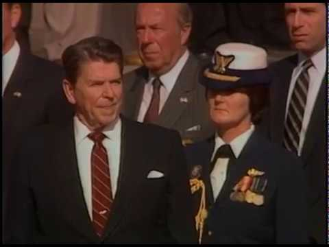 President Reagan's Arrival and then Remarks in Mexicali, Mexico on January 3, 1986