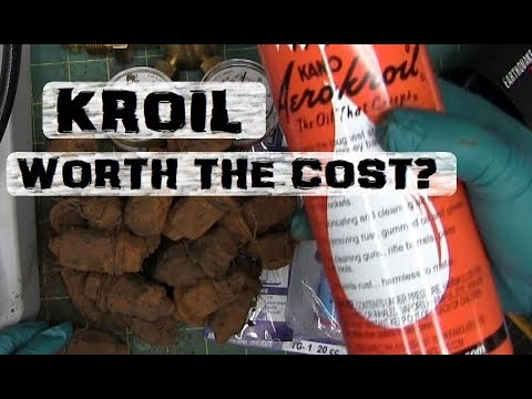 Penetrating Oil HYPE! | Kroil, Seafoam, Liquid Wrench