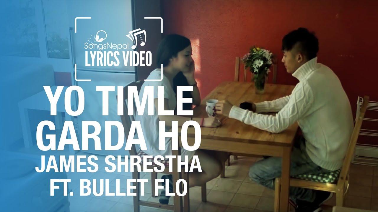 Yo timlay garda ho james shrestha ft. Gxsoul | nepali song.