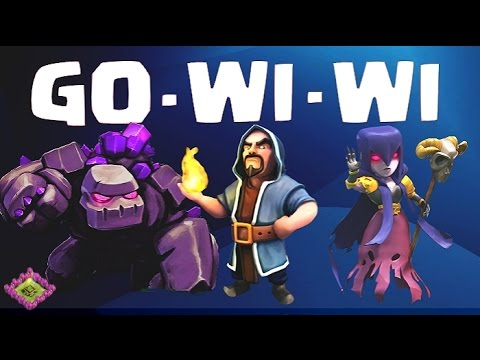 Clash of Clans Attacks - Keys to GOWIWI! Episode 123