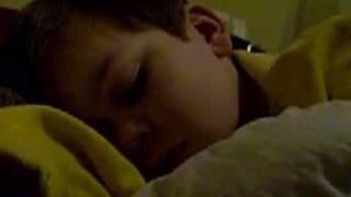 Tiny Man Snoring