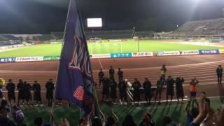 モンテディオ山形vs松本山雅FC BLUEis 菅沼誕生祭.