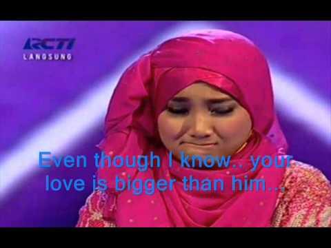 Fatin S - Aku Memilih Setia (English Subtitles)