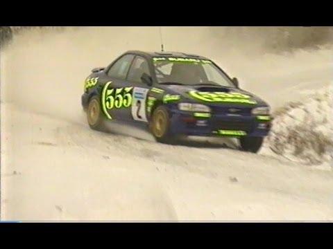 svenska rallyt svt