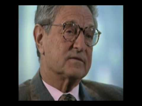 """George Soros 1998 full """"60 minutes"""" interview"""