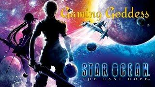*Gaming Goddess* Star Ocean: The Last Hope International Review