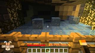Minecraft [Карта Выживание в храме Часть 1](http://vk.com/xxopuszz - группа в вконтакте Подключение к отличной партнерской сети: https://youpartnerwsp.com/join?2096., 2013-05-22T04:02:25.000Z)