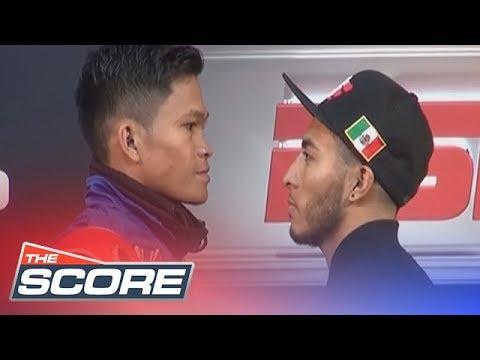 The Score: Filipino Boxer Jerwin Ancajas
