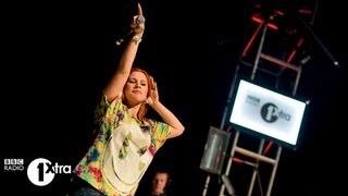 Katy B - Lights On at Radio 1's Big Weekend