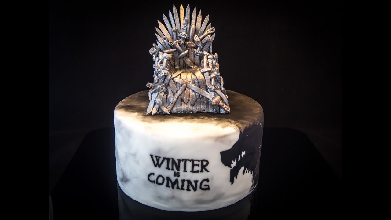 Game of Thrones Torte Werbung  YouTube