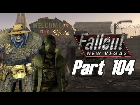 "Fallout New Vegas - Part 102 - ""Inventer, Leader, Entrepreneur..."""