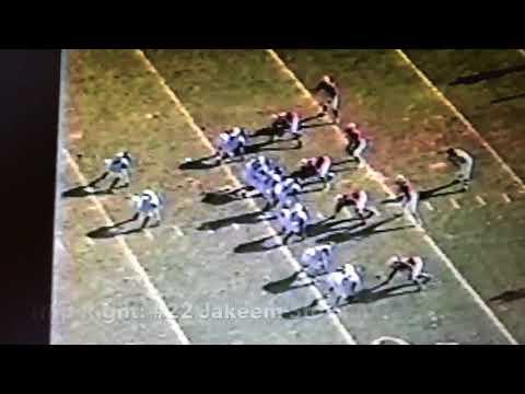 Elizabeth High School 1998 Football Season Playoff Game Vs Plainfield at Rutgers Stadium