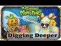 My Singing Monsters 2.1.2 Update!  YOU CAN BREED TAWKERR NOW (Digging Deeper)