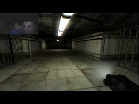 Juegos de terror # 2 -Slender prision -Gritos de macho
