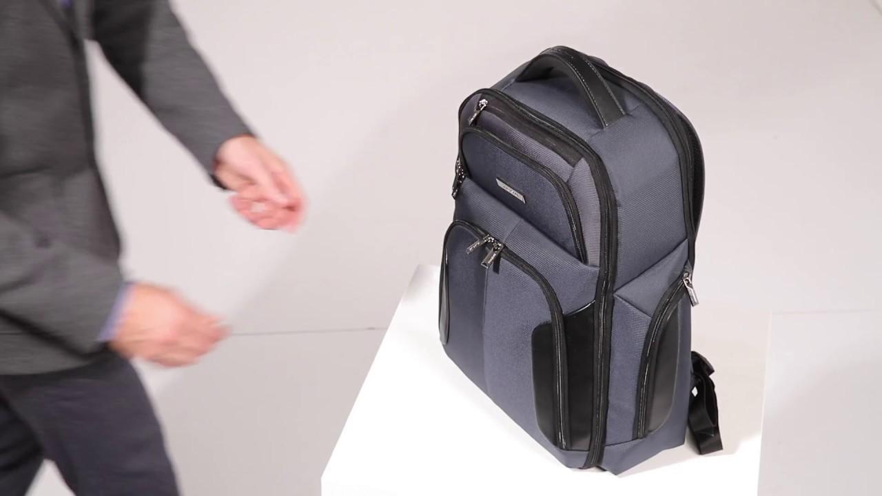 Samsonite Business - XBR Laptop Backpack 3V 15.6