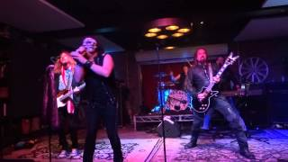 LIZZY BORDEN REBEL YELL LUCKY STRIKE ULTIMATE JAM 8/26/2015