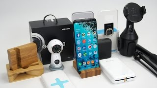Best Accessories For Galaxy S8+ and Note 8