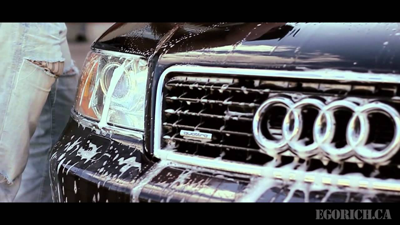 Give It To Me Right SEXY CAR WASH Of AUDI A By Egorichca - Audi car wash