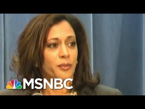 How The United States Met Kamala Harris   Rachel Maddow   MSNBC