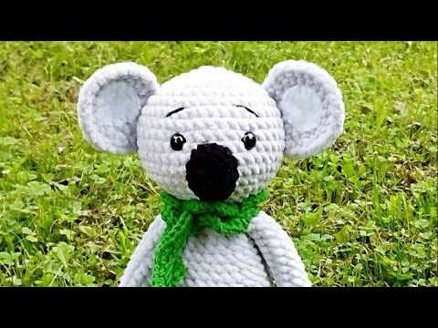 22 Cute Amigurumi Koala Crochet Pattern | Free and Paid | 360x480