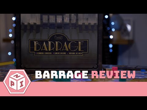 Barrage Review - Let's HATE water.