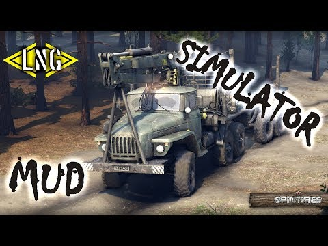 Late Night Gaming - SpinTires co-op