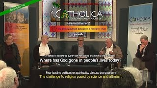 Conversation #2: The challenges to religion posed by  rationalism, atheism and science