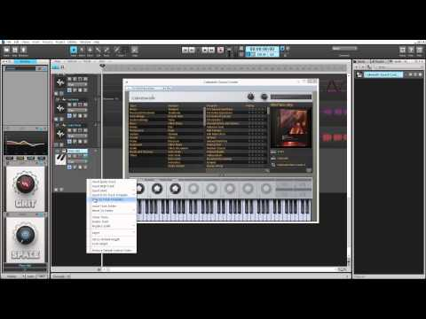 Music Creator 7 - Using The Virtual Controller