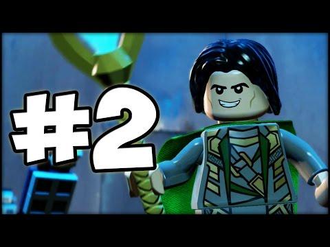 LEGO MARVEL'S AVENGERS - Part 2 - Loki is HERE!