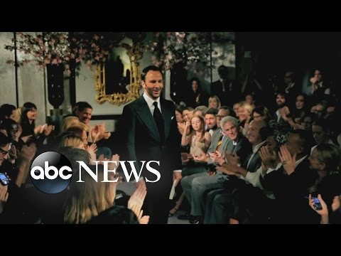 Tom Ford's New York Fashion Week Show | An Inside Look