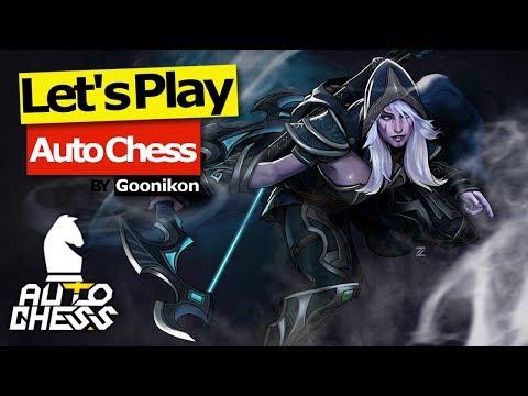 🦄  Hunter Build! - Dota 2 Auto Chess: Fantasy Schach - Facecam - Deutsch - German