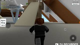 Playing hide and seek in Roblox #Dababy #suge
