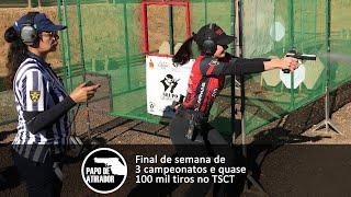 Final de semana de 3 campeonatos e quase 100 mil tiros no Tactical Shoot Clube de Tiro