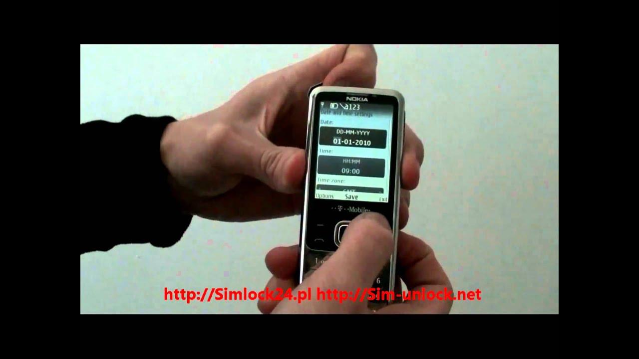 Сервисные коды для нокиа х6-00
