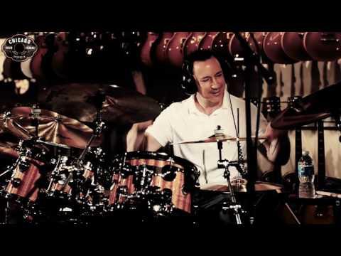 Jimmy Chamberlin Drum Clinic (Tonight,Tonight-Geek U.S.A)