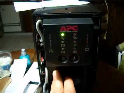 ups apc smart rt 3000.flv - youtube, Wiring diagram