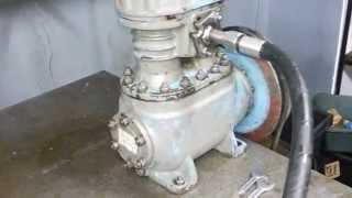 Bu kompressor FV6 ta'mirlash so'ng Test