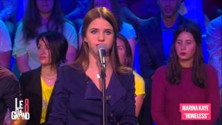 Marina Kaye  - Homeless (Live @ Le Grand 8)
