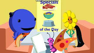 Oswald's Special Day