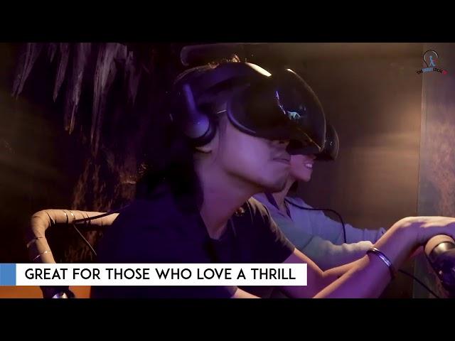 Singapore's First VR Theme Park