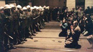 Cách mạng Nhung: Đoàn kết chống lại đàn áp