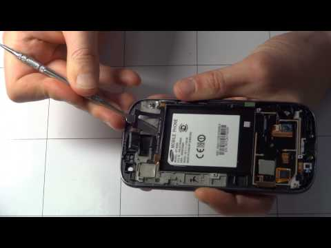 Замена модуля дисплея Samsung Galaxy S3 I9300